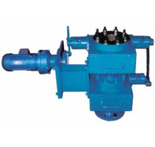 DLSF型电动双层连锁阀